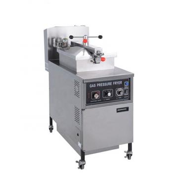 4 Burners Commercial Gas Open Fryer for Catering Equipment