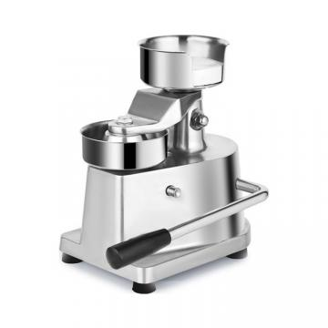 Hamburger Burger Patty Maker Press Machine for Sale