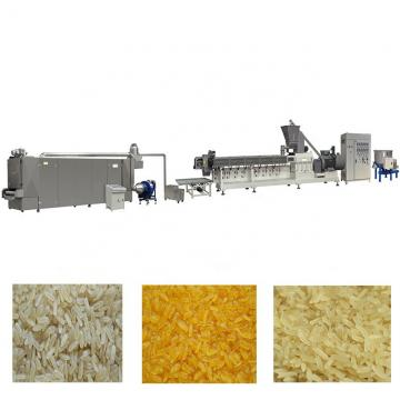 Instant Rice Extruder/ Big Capacity Rice Food Machinery/ Nutrition Rice Making Machines Line