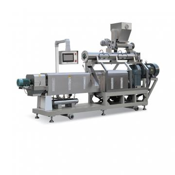 Pet Treats Extruder Dog Cat Food Production Line Equipment