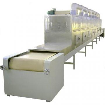 Plant Extract Continuous Vacuum Conveyor Belt Dryer