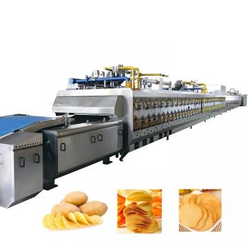 Potato Sheet Dryer Potato Chip Drying Machine