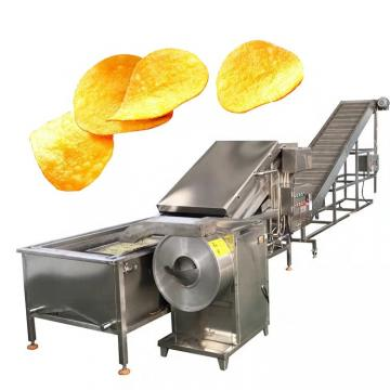 Commercial Potato Chips Cutting Machine