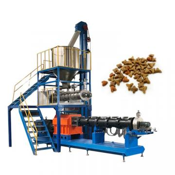 Poultry Floating Fish Shrimp Pet Food Feed Pellet Granulator Machine