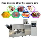 High speed drinking rice biodegradable paper straw making machine