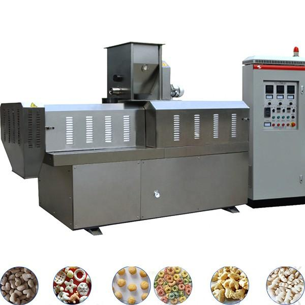 Automatic Fried Snacks Production Line Fried Noodles Snacks Machines #1 image