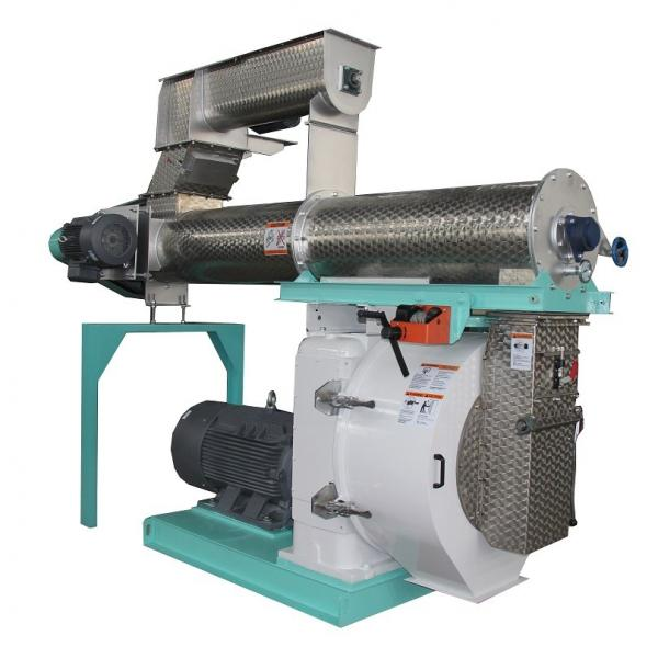 Ce Aprroved Pet Food Processing Machine Feed Pelletizer Machine #1 image