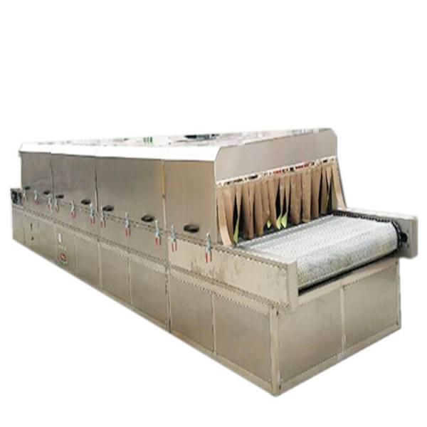 Effective Tunnel Microwave Dryer Oven for Grain #1 image