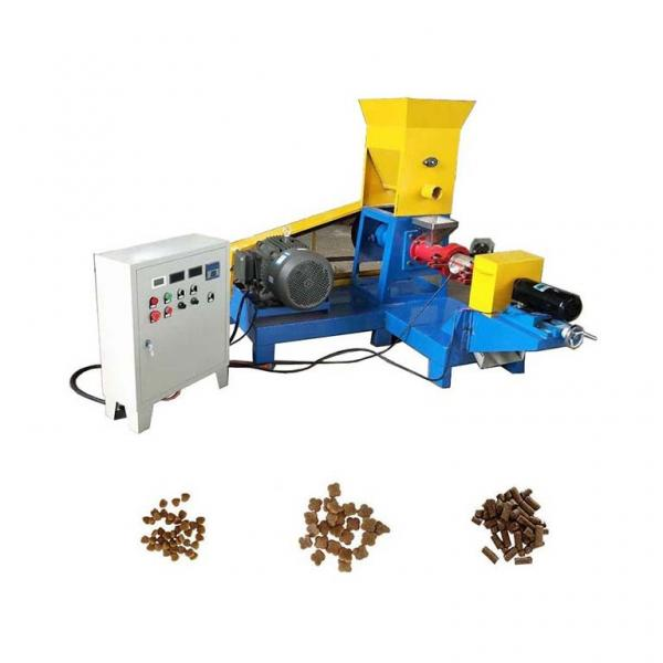 Homemade Small Animal Feed Extruder Livestock Poultry Feed Pellet Machine #1 image