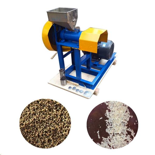 Long Servie Life Floating Fish Feed Extruder Popular in Nigeria #1 image
