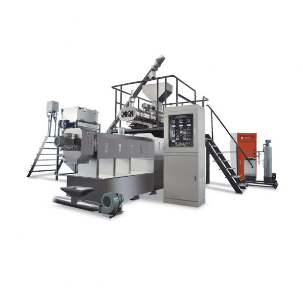 Animal Poultry Chicken Duck Cat Dog Fish Pet Food Making Machine Manufacture #1 image