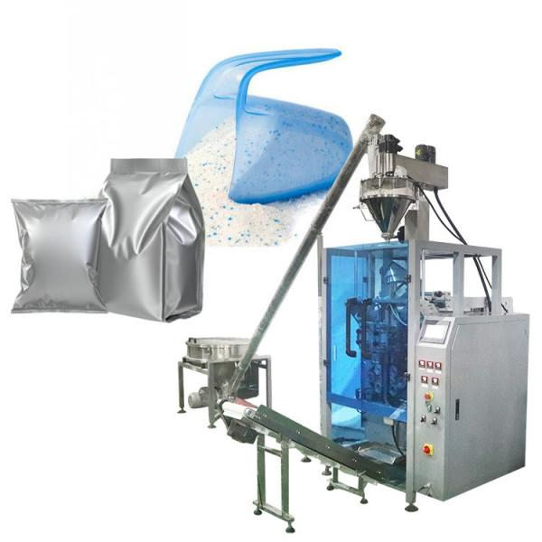 Automatic PLC Control 4-30kg Weighing Type Large Barrel Oil Paint Wall Paint Liquid Filling Machine of Packing Machine #1 image