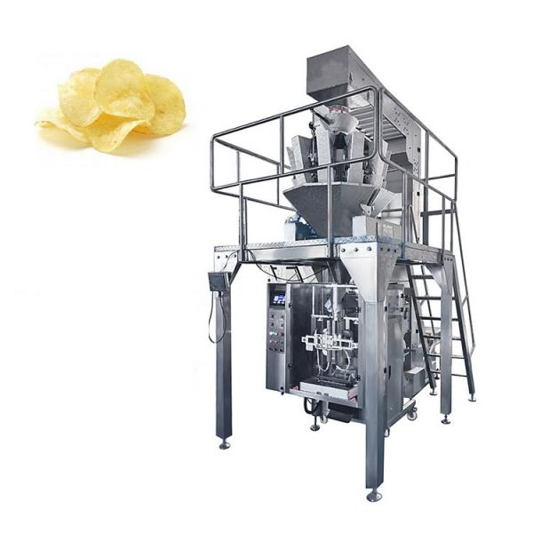 Automatic Food Granule Weighing Packing Machine for Grain/Nuts #1 image