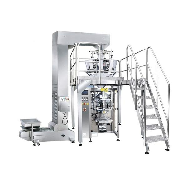Packing Line Use Automatic Conveyor Belt Check Weigher Weighing Scale Machine #1 image