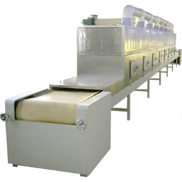 Jinan Himax Machinery Continuous Multiple Drying Zones Tunnel Multilayer Conveyor Mesh Belt Continuous Oven Belt Type Rotary Dryer #2 image