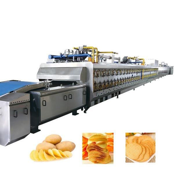 2500 Kg Drying Capacity Dryer Machine for Potato Chips #1 image
