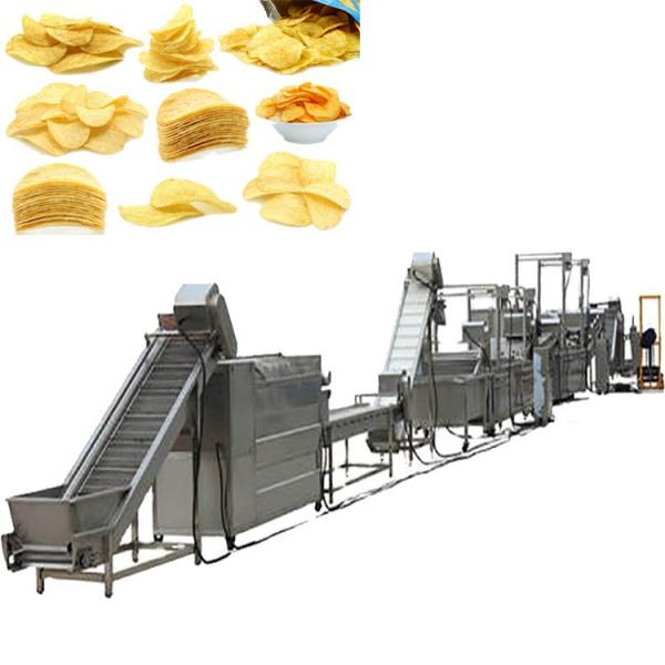 2500 Kg Drying Capacity Dryer Machine for Potato Chips #2 image