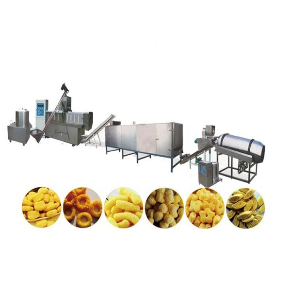 Fried Potato Chips Frozen French Fries Food Machine Production Line #3 image